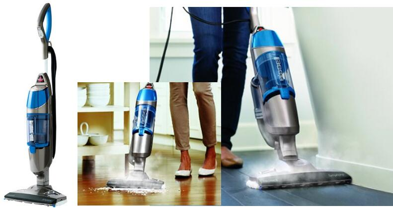 Bissell 1132A Symphony All In One Vacuum And Steam Mop