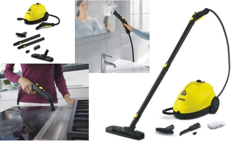 KARCHER Multi-use Steam Vacuum Cleaner 1.2L 1500W 220V-240V SC-1020