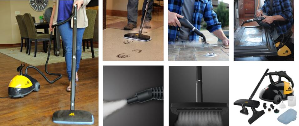 Top 10 Best Home Steam Cleaners Type Review