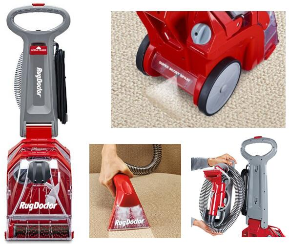 Best Prefessional Rug Doctor Carpet Cleaner You Can Not Miss