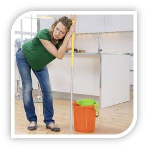 Traditional Mopping Style