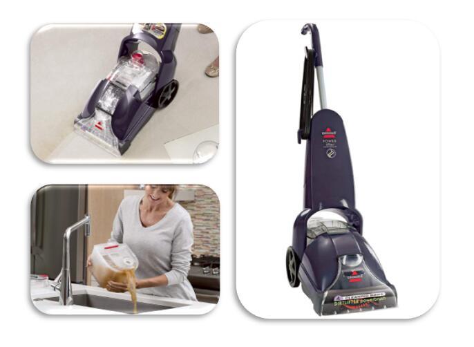 Bissell Carpet Steam Cleaner