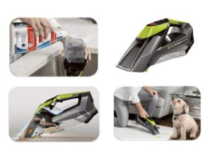 Bissell carpet cleaner for pets