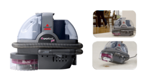 bissell home cleaning machine