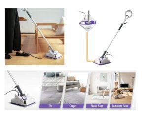 Light N Easy Floor Steamer