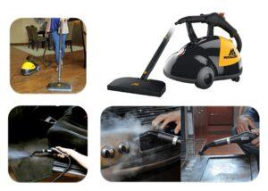 MC steam cleaner for multi purpose