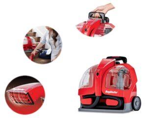 professional portable carpet cleaner