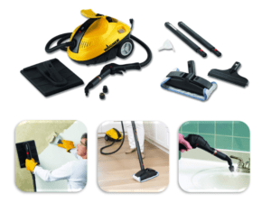 auto steam cleaner