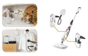 Light N Easy Steam Cleaner