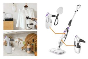 all-in-1 steam cleaner