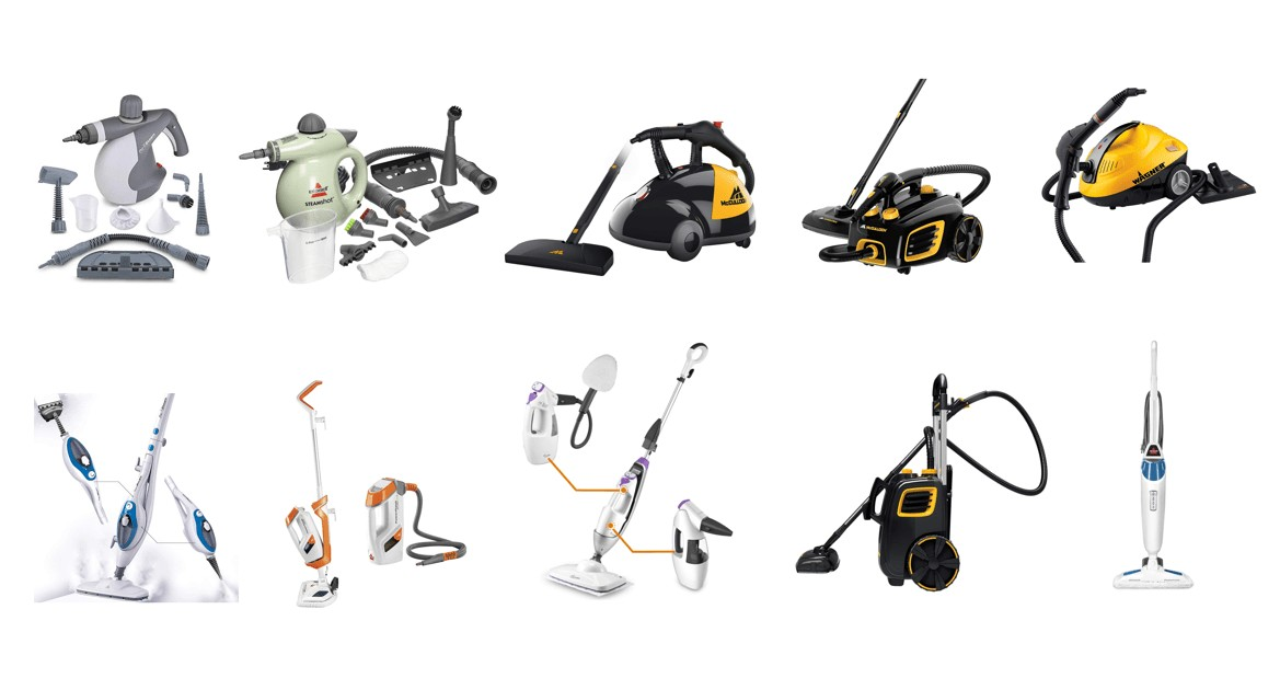 10 best multi steam cleaners