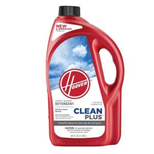 carpet cleaning shampoo released by Hoover