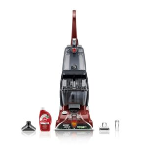 hoover steam cleaning machine