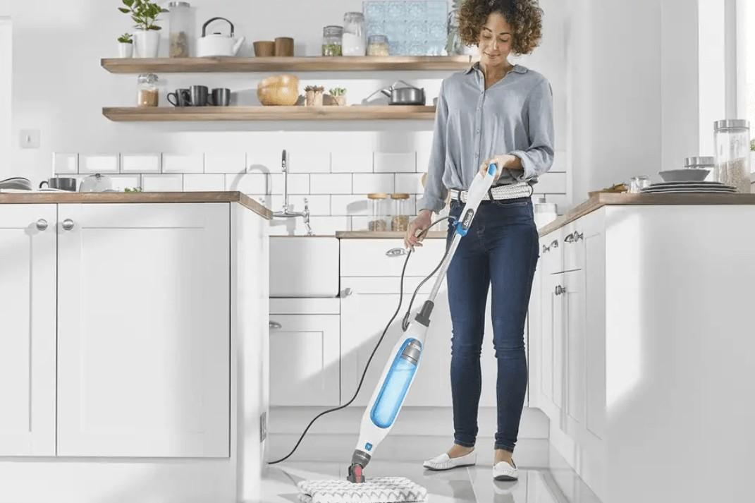 steam cleaner for hard floors