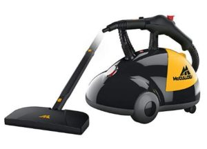 McCulloch heavy duty steam cleaner for multi tile clean