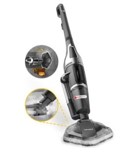3 in 1 steam vacuum cleaner for sealed floors