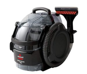 Bissell portable carpet steam cleaner