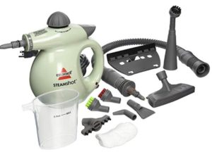 Bissell handheld wall steamer for hard surface