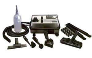 industrial vapor steam cleaner with 31 accessories