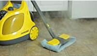 how to steam clean your floors