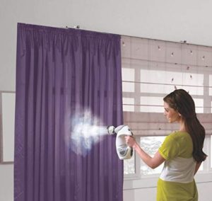 handheld steamer for curtain