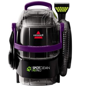 compact steam cleaner for pet urine