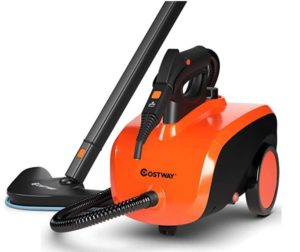 Costway heavy duty steam cleaner for ceilings