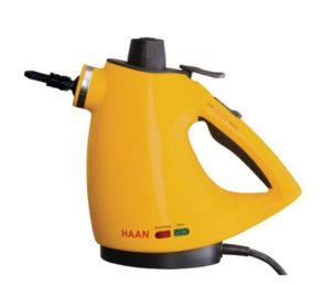 Haan portable steam cleaner