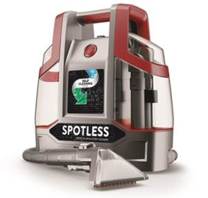 Hoover small steam cleaner for deep clean
