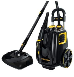 mcculloch deluxe canister steam cleaner
