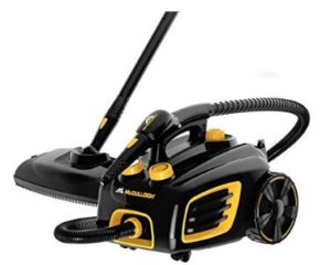 McCulloch heavy duty carpet steam cleaner