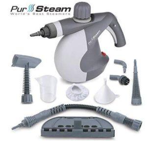 PurSteam handheld power steam cleaner