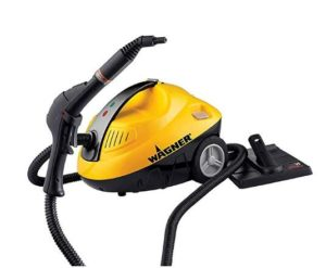 Wagner steam cleaner for shower tile and grout
