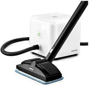 Dupray Neat Steam Cleaner for All Floors with Heavy Duty Tanks and Wheels
