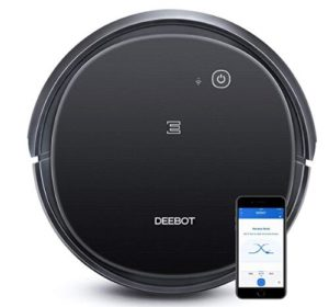 Ecovacs quiet robot vacuum cleaners
