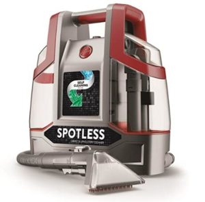 Hoover small carpet cleaner machine
