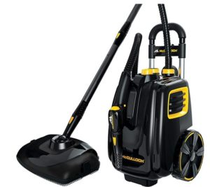 McCulloch MC1385 Deluxe Canister Steam Cleaner for All Kinds Floors
