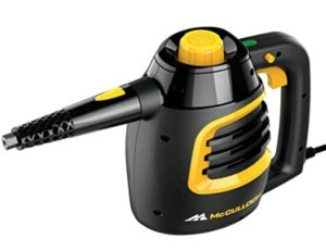 McCulloch compact steam cleaner