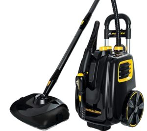 McCulloch steam cleaner for large cleaning project