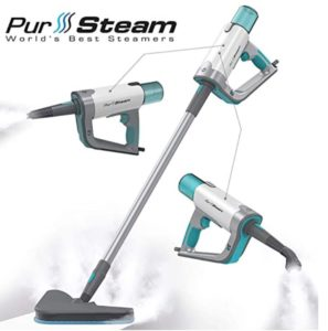 PurSteam Steam Cleaner for Home Use