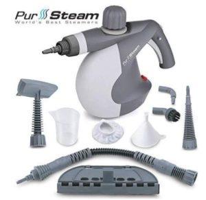 PurSteam handheld curtain steamer
