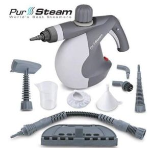 PurSteam cheap handheld steam cleaner for carpets