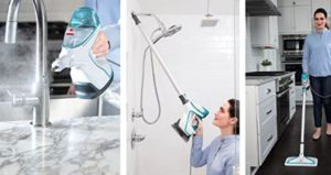 best steam cleaner with attachments reviews