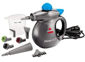 Bissell portable steam cleaner for grout