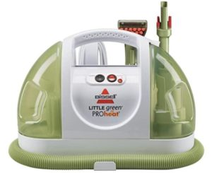 bissell little green cleaner for carpet and upholstery reviews