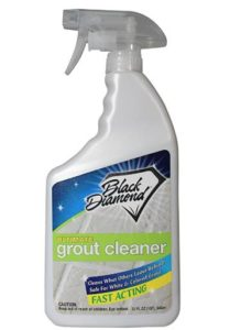 best thing to clean grout