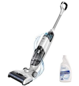 Tineco cordless wet dry vacuum mop cleaner for sticky messes and pet hair