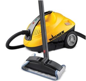Wagner home steam cleaner for grout