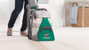 how to fix and disassemble a bissell carpet cleaner