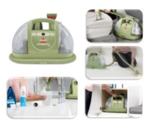 Bissell multi steam cleaner